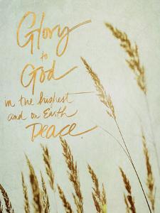 Glory To God by Sarah Gardner