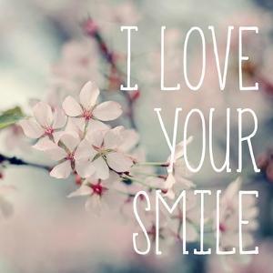 I Love Your Smile by Sarah Gardner