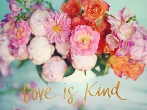 Love is Kind by Sarah Gardner