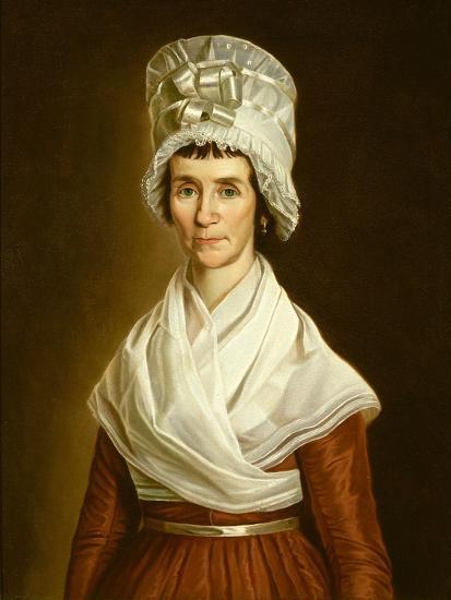 Sarah Mcclean Bolton, 1796-Walter Robertson-Giclee Print