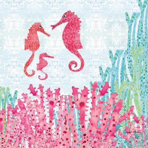 Seahorses by Sarah Millin