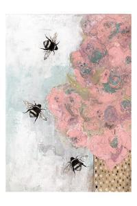 3 Bees by Sarah Ogren