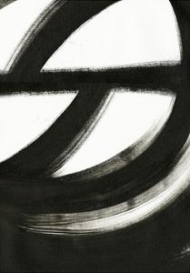 Black and White by Sarah Ogren