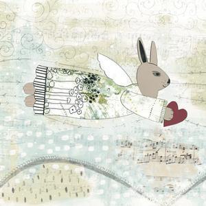 Bunny Angel by Sarah Ogren