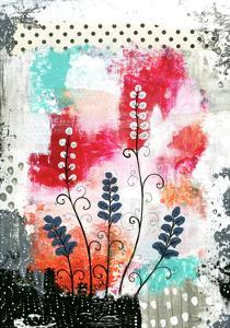 Colorful Flowers by Sarah Ogren