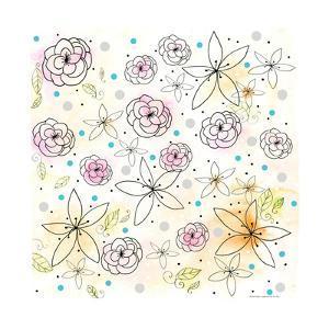 Floral by Sarah Ogren