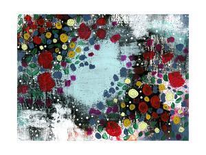 Flower Garden by Sarah Ogren