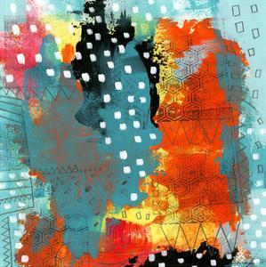 Geometric Abstract I by Sarah Ogren