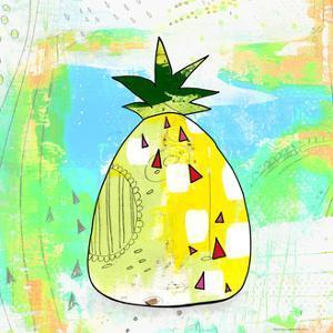 Hot Pineapple by Sarah Ogren