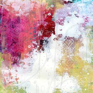 Rainbow Abstract 2 by Sarah Ogren