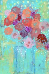 The Blue Vase II by Sarah Ogren