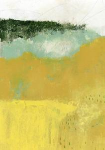 The Yellow Field II by Sarah Ogren