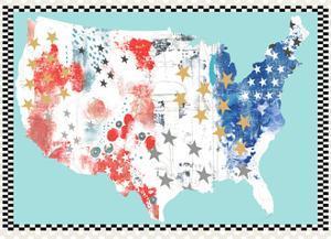 USA by Sarah Ogren