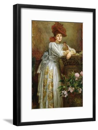 Miss Maud Gonne, 1890