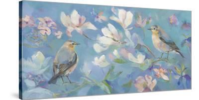 Birds in Magnolia by Sarah Simpson