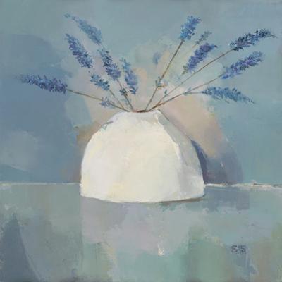 Lavender Pot by Sarah Simpson