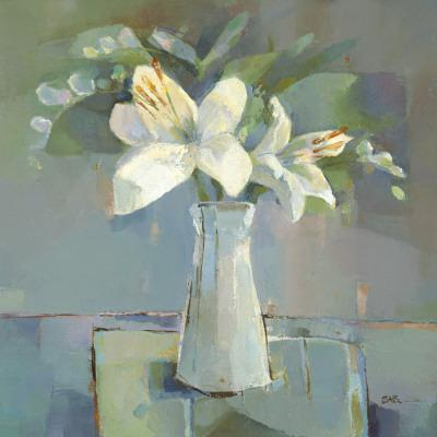 Lillies and Freesias