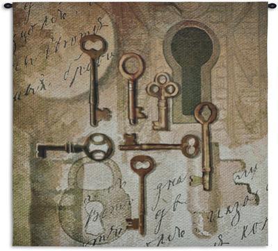 Olde Keys by Sarah Simpson