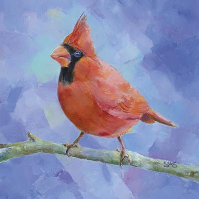 Perching Bird by Sarah Simpson