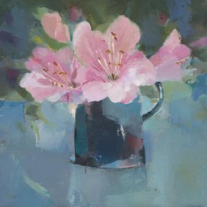 Pink Azalea by Sarah Simpson