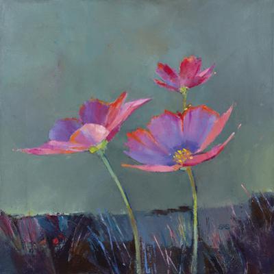 Poppies in Bloom II by Sarah Simpson
