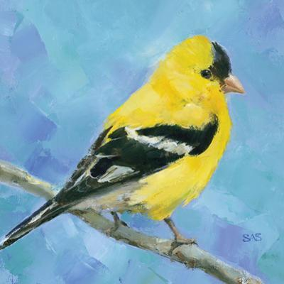 Resting Bird by Sarah Simpson