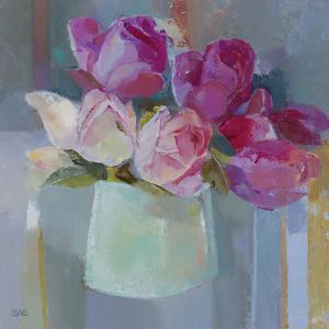 Roses for the Table by Sarah Simpson