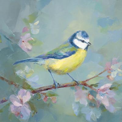 Woodland Birds I by Sarah Simpson