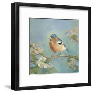 Woodland Birds II by Sarah Simpson