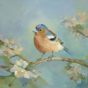 Woodland Birds II by Sarah Simpson
