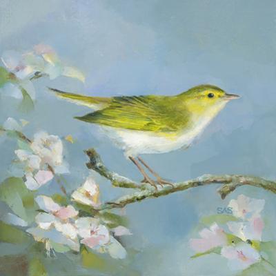 Woodland Birds III by Sarah Simpson