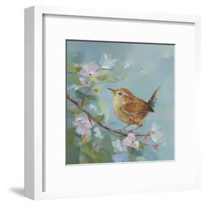 Woodland Birds IV by Sarah Simpson