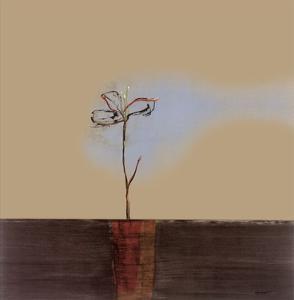 Zen Blossom I by Sarah Stockstill