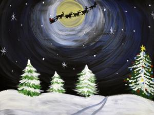 Santa by Sarah Tiffany King
