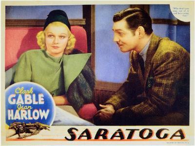 Saratoga, 1937--Art Print