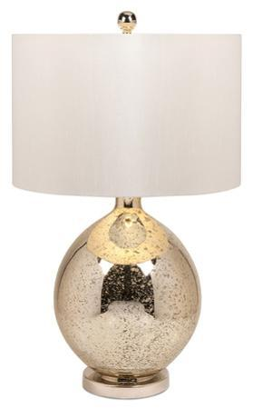 Saratoga Mercury Glass Table Lamp