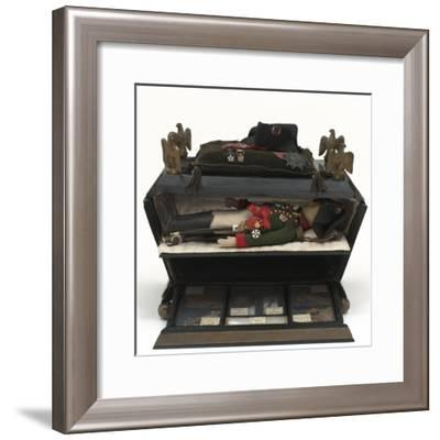 Sarcophage reliquaire--Framed Giclee Print