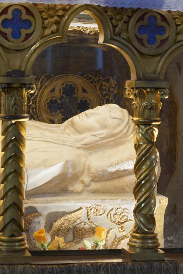 Sarcophagus of Saint Catherine of Siena--Photographic Print