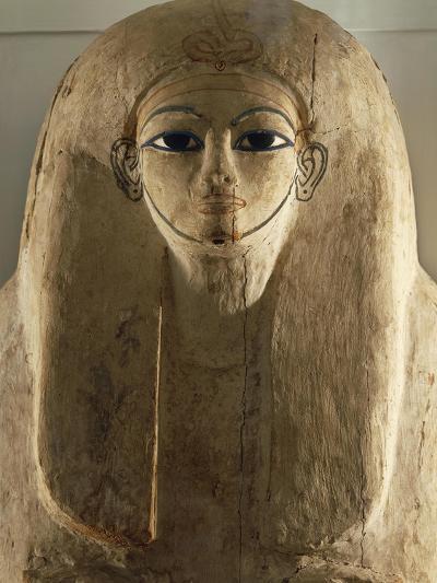 Sarcophagus of Seti I, Detail--Giclee Print