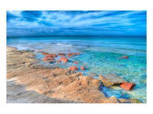 Sardinia Foreshore Coast View