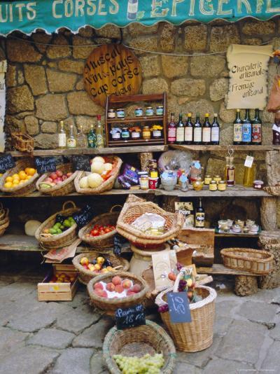 Sartene, Corsica, France-Fraser Hall-Photographic Print