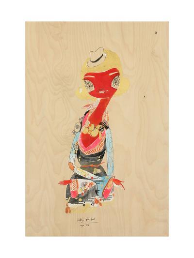 Sartorialist-Kelly Tunstall-Giclee Print