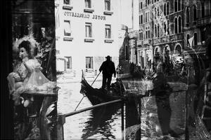 Venice Reflections by Sasa Krusnik