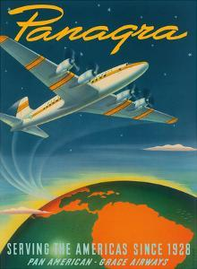 Panagra - Serving the Americas Since 1928 - Pan American - Grace Airways by Sascha Maurer
