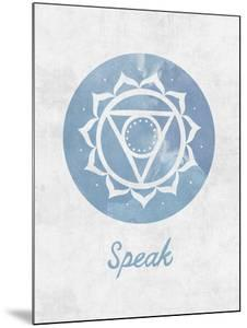 Chakra - Speak by Sasha Blake