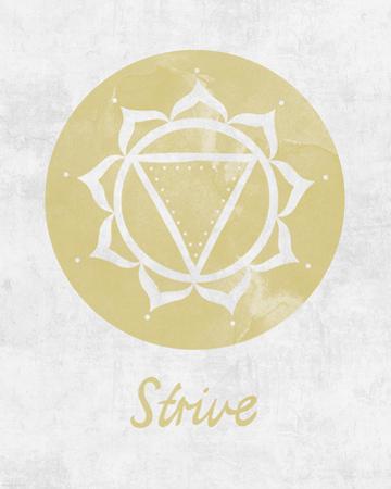 Chakra - Strive by Sasha Blake