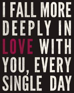 Fall in Love by Sasha Blake