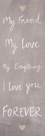 Loving Words I