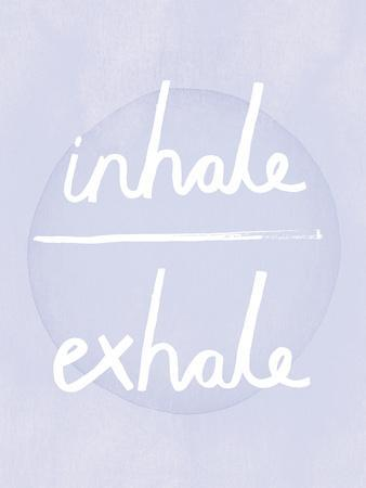 Prana - Inhale - Exhale