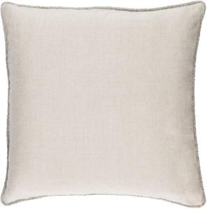 Sasha Down Fill Pillow - Ivory